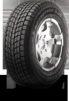 Grandtrek SJ6 Tires